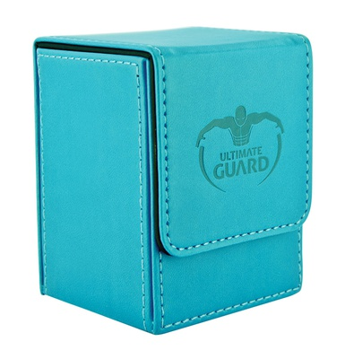 Ultimate Guard Deck Box, Flip Deck Case 100+ Blue