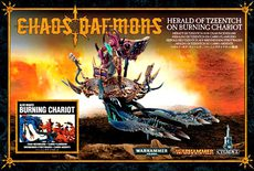 Chaos Daemons Burning Chariot of Tzeentch