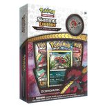 Pokemon Shining Legends Zoroark Pin Collection