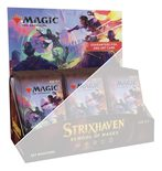 Strixhaven: School of Mages Set Booster Half Box (15 Set Boosters)