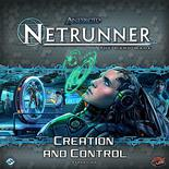 Android Netrunner LCG: Creation and Control Deluxe Expansion