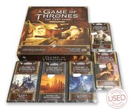 A Game of Thrones LCG (2nd Ed) - Bundle *USED*