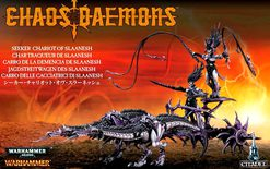 Chaos Daemons Seeker Chariot of Slaanesh