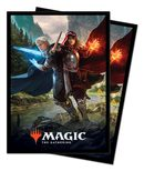 Ultra Pro MTG Throne of Eldraine Deck Protector Standard Sleeves Royal Scions (100ct)
