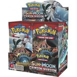 Pokemon SM4: Sun & Moon Crimson Invasion Booster Display Box