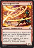 Reckless Fireweaver - Kaladesh