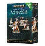 Easy to Build Stormcast Eternals Castigators with Gryph-hound