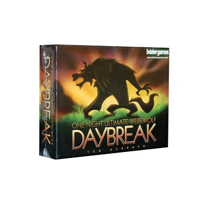 One Night Ultimate Werewolf: Daybreak