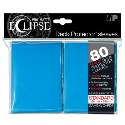 Ultra Pro Sleeves Eclipse Light Blue (80pcs)