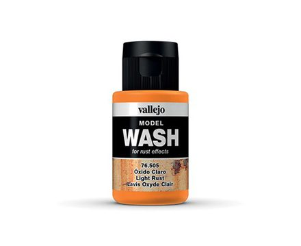 Vallejo Model Wash: Light Rust