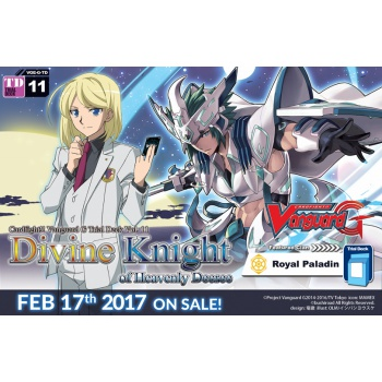 Cardfight Vanguard G Trial Deck 11: Divine Knight of Heaveanly Decree