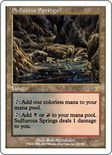 Sulfurous Springs - 7th Edition