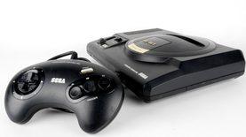 Sega Mega Drive I Console