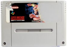 Fatal Fury: King of Fighters - SNES