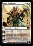 Ajani Goldmane - Magic 2011