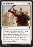 Rush of Battle - Khans of Tarkir
