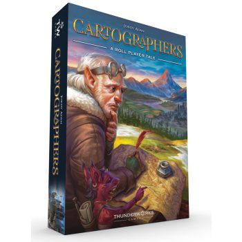 Cartographers: A Roll Player Tale (PREORDER)
