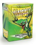 Dragon Shield Sleeves Matte Apple Green (100ct)