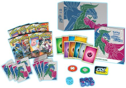 Pokemon SM12: Sun & Moon Cosmic Eclipse Elite Trainer Box