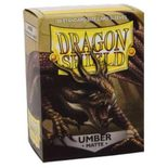 Dragon Shield Sleeves Standard Size Matte Umber (100ct)