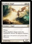 Sunblast Angel - Venser vs Koth