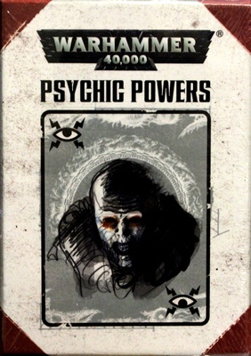 Warhammer 40,000: Psychic Powers
