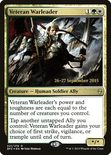 Veteran Warleader - Battle for Zendikar Promos