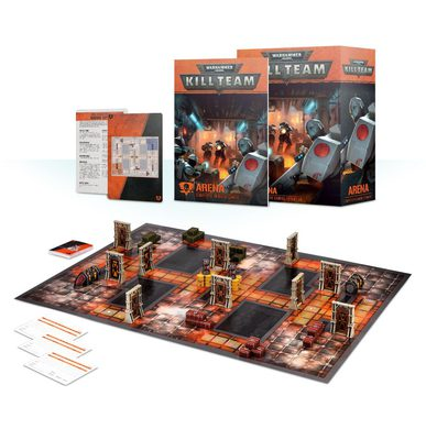 Kill Team: Arena - Competitive Gaming Expansion