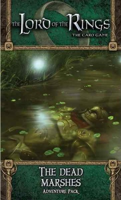 Lord of the Rings LCG: The Dead Marshes Adventure Pack