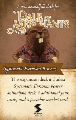 Dale of Merchants Systematic Eurasian Beavers Expansion