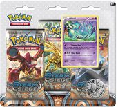 Pokemon XY11: Steam Siege 3-Pack Blister Azelf