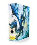 Dragon Shield Slipcase Binder: Blue Art Dragon