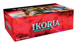 Ikoria: Lair of Behemoths Draft Booster Display Box (PREORDER)