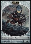Myr TOKEN 1/1 - Modern Event Deck 2014