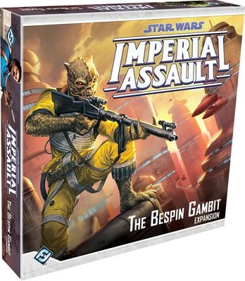 Star Wars Imperial Assault: Bespin Gambit
