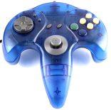 Nintendo 64 Controller 3rd Party Blue