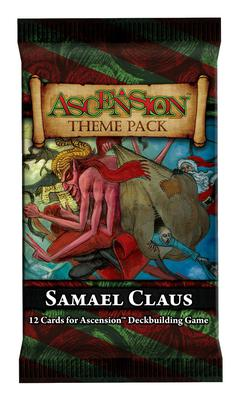 Ascension - Samael Claus Theme Pack
