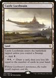 Castle Locthwain - Throne of Eldraine Promos