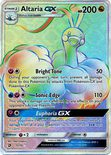 Altaria GX Hyper Rare 72/70 - Sun & Moon Dragon Majesty