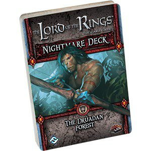 Lord of the Rings LCG: The Druadan Forest Nightmare Deck