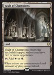 Vault of Champions - Commander Legends