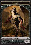 Zombie TOKEN 2/2 - Magic Origins
