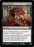 Flesh Allergy - Scars of Mirrodin