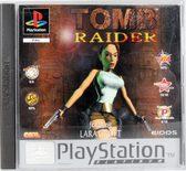 Tomb Raider (German Version Platinum) - PS1