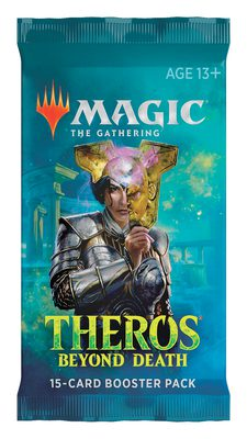 Theros Beyond Death Draft Booster