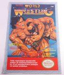 Tecmo World Wrestling Poster, Size 43x30cm