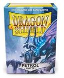Dragon Shield Sleeves Standard Size Matte Petrol (100ct)