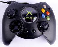 "Xbox Controller Black (Microsoft Original - ""Duke"")"