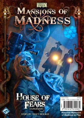 Mansions of Madness: House of Fears