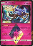 Xerneas Prism Star 144/214 - Sun & Moon Lost Thunder